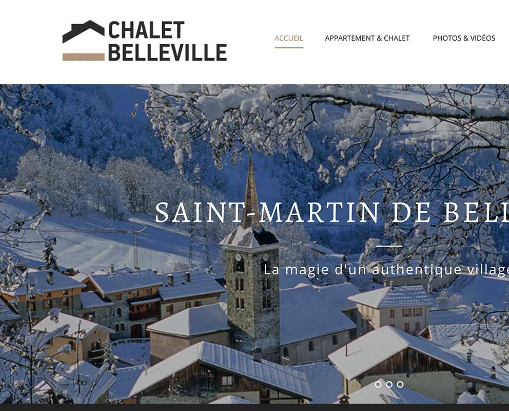 Chalet Belleville